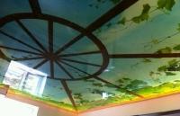 3D натяжные потолки _2