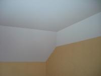 Матовые натяжные потолки (фото)