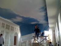 Тканевые натяжные потолки Сlipso (фото)