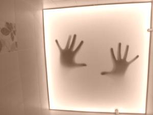 Натяжной потолок фотопечать и подсветка потолка