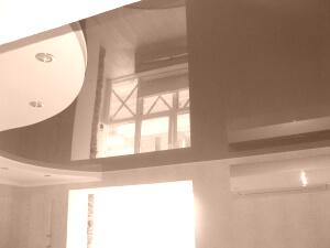 Натяжные потолки в 2х комнатной квартире